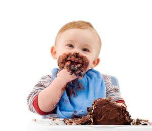 Bebe chocolate